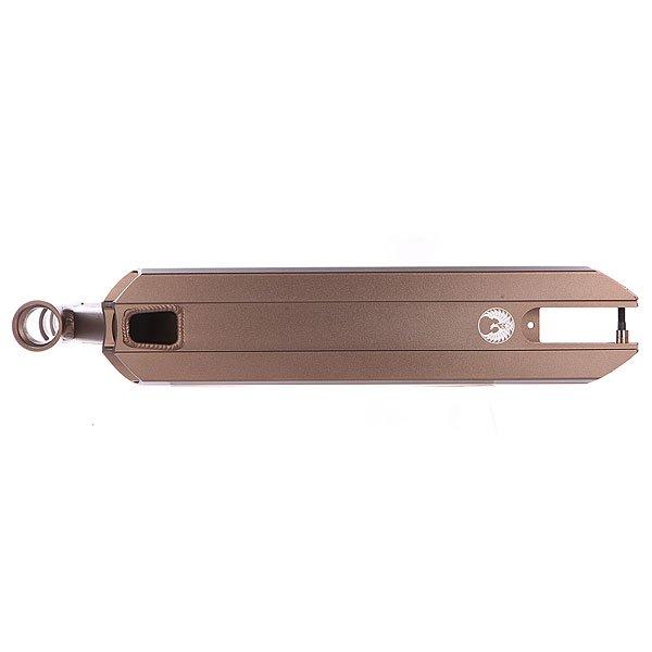 Дека для самоката Phoenix Reventon V1 Deck 4.25 X 19.5 Copper