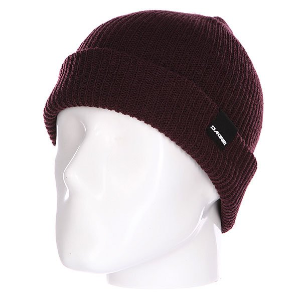 Шапка носок Dakine Tall Boy Burgundy