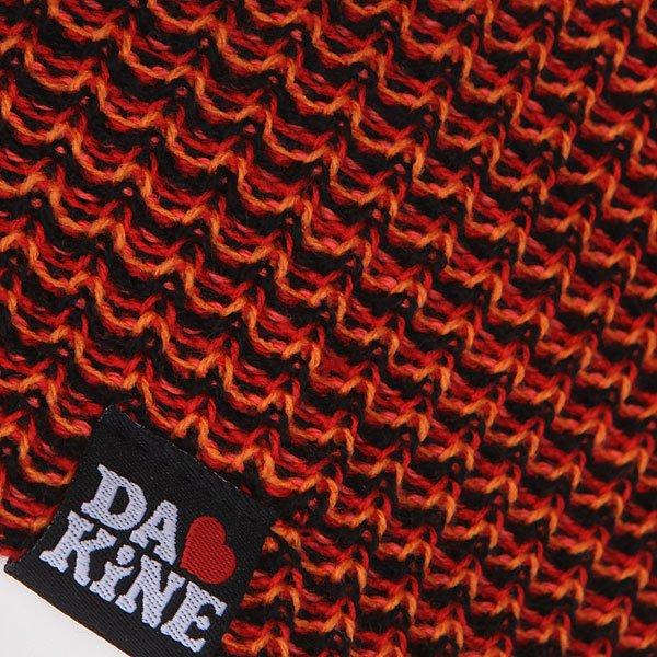 Шапка носок женская Dakine Monroe Red Mix