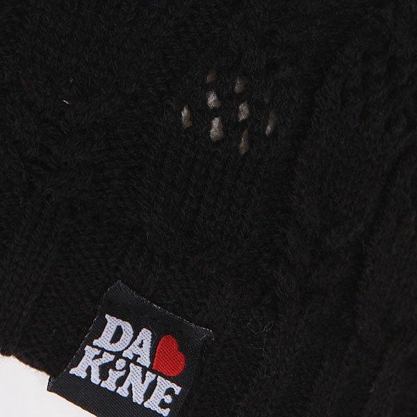 Шапка носок женская Dakine Ivy Black