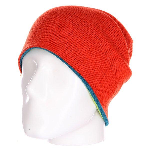 Шапка носок Dakine Flip Ocean/Blaze Orange