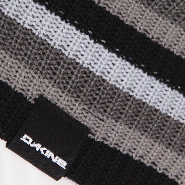 Шапка носок Dakine Chase Black/Grey