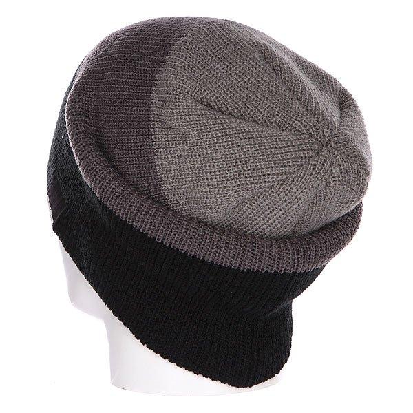Шапка носок Dakine Lester Black/Grey