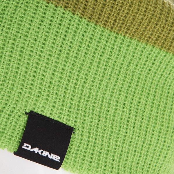 Шапка носок Dakine Lester Lime/Cypress