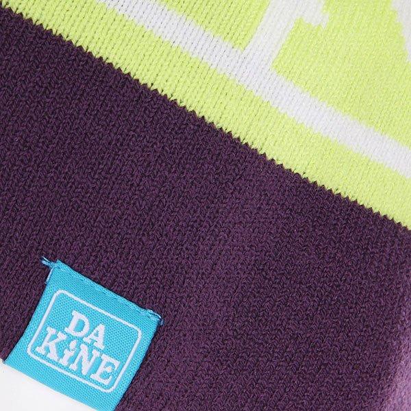 Шапка носок Dakine Kineda Purple/Sky