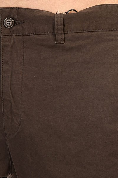 Штаны прямые Globe Goodstock Chino Vintage Black