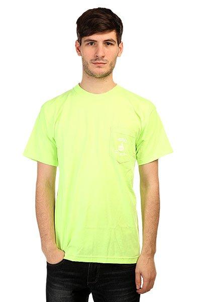 Футболка Bro Style Pocket Style Neon Yellow