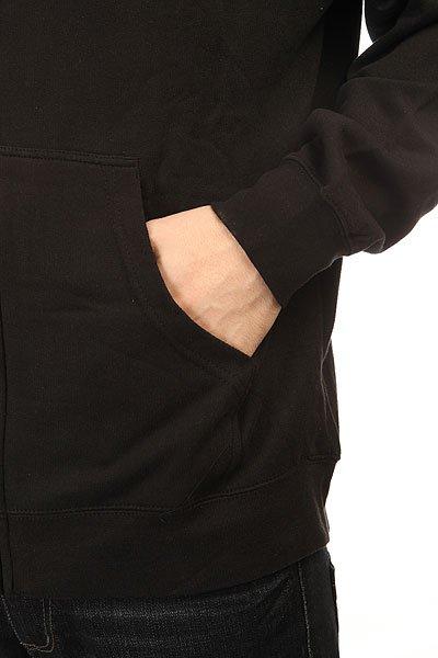 Толстовка классическая Bro Style Ripper Thumbs Black