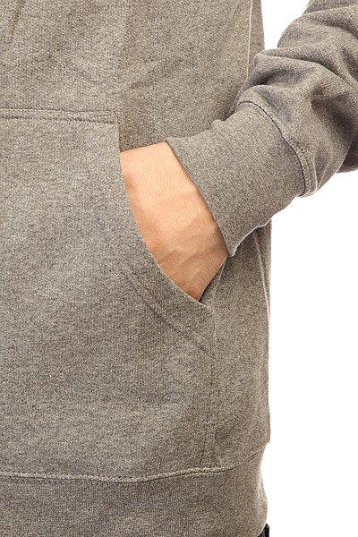 Толстовка классическая Bro Style Ripper Thumbs Heather Grey