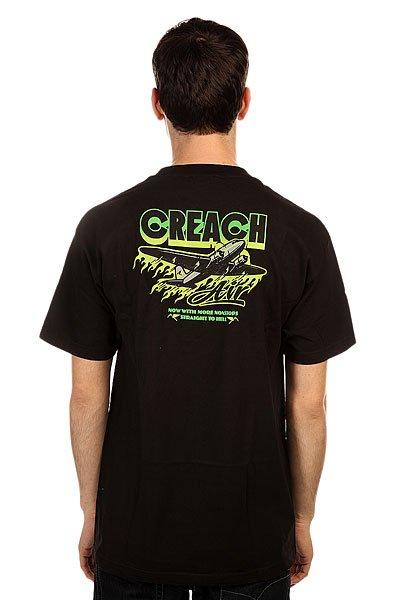 Футболка Creature Creach Air Black