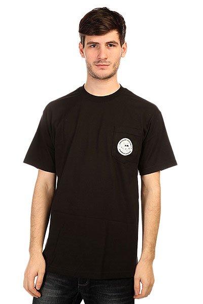 Футболка Creature Customs Pocket Black