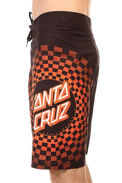 Шорты пляжные Santa Cruz Fastimes Boardshorts Black