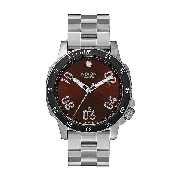 Часы Nixon Ranger Brown Sunray