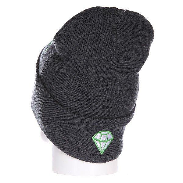 Шапка Truespin Criminal Mind Classic Charcoal Green