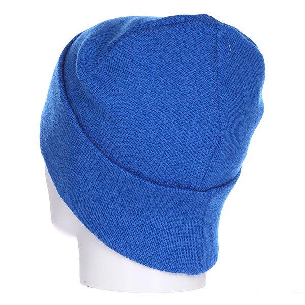 Шапка Shweyka Basic Beanie Blue