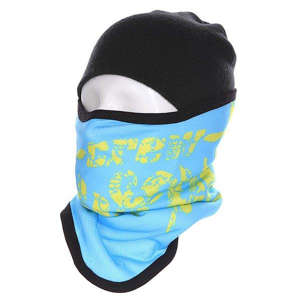 Маска Shweyka Facemask Blue/Yellow