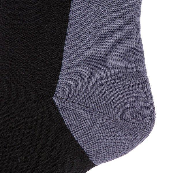 Носки Shweyka Logo Snowboard Socks Black/Dark Grey