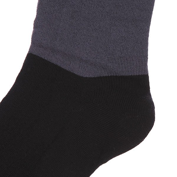 Носки Shweyka Stripe Socks Grey/Dark Grey/Black