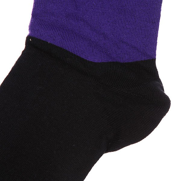 Носки Shweyka Stripe Socks Blue/Violet/Black