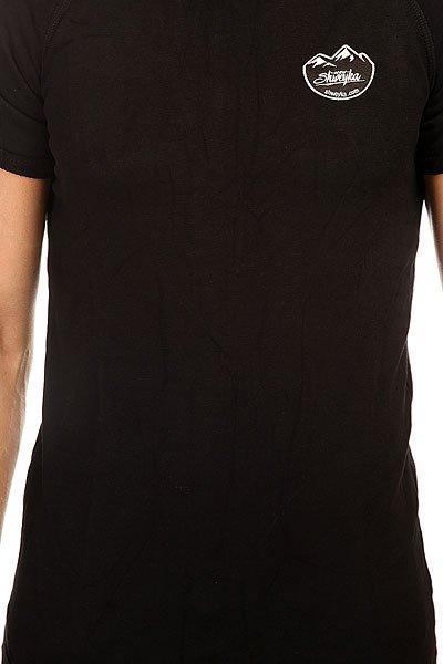 Футболка Shweyka Fleece T Shirt Black