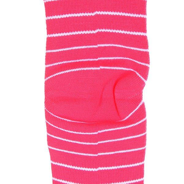 Носки сноубордические женские Roxy Ski Sock Teddy Stripe Ensign Blue