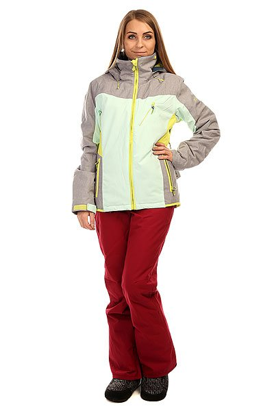 Куртка  женская Roxy Sassy J Snjt Heritage Heather