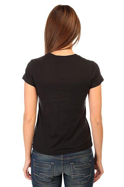 045213206a9 Купить футболку женскую Stussy Wt Fade Baby Tee Black в интернет ...