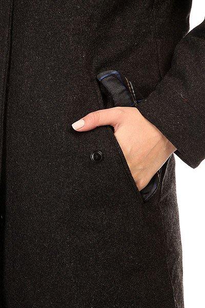 Куртка парка женская Fred Perry Wool Parka Grey