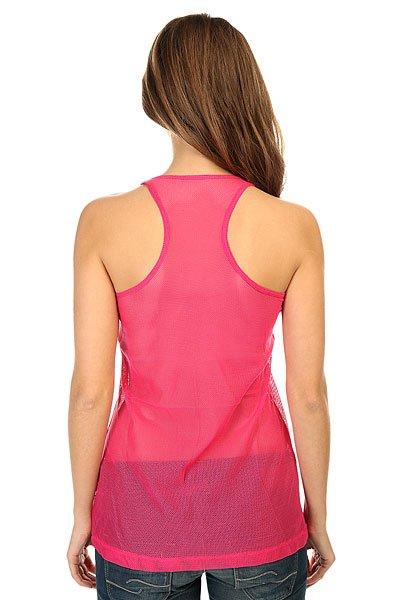 Майка женская CajuBrasil Tela Net T-Shirt Pink