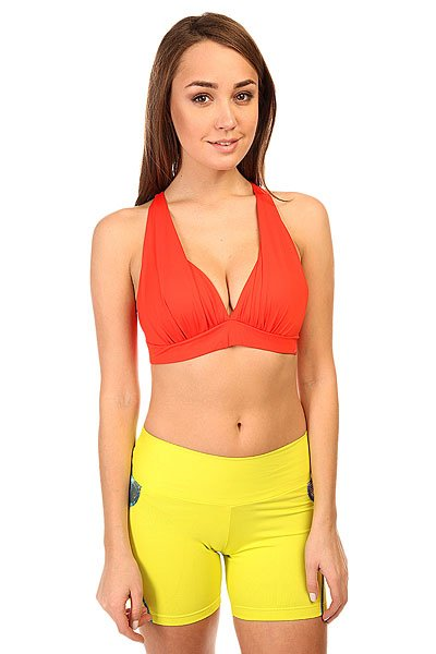 Топ женский CajuBrasil Flex Power Top Orange