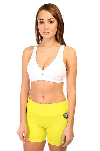 Топ женский CajuBrasil Supplex Top White