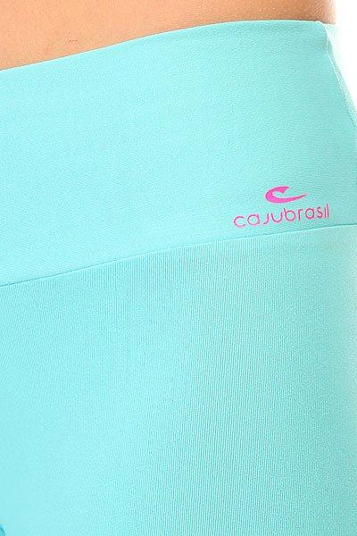 Леггинсы женские CajuBrasil Supplex Capri Blue