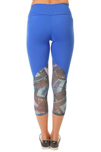 Леггинсы женские CajuBrasil New Zealand Legging Blue