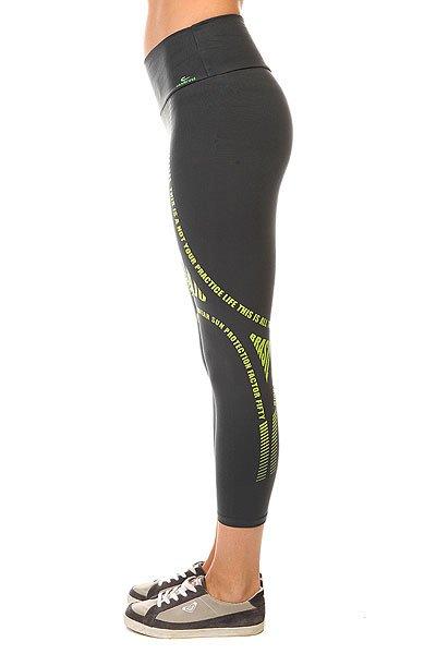 Леггинсы женские CajuBrasil Supplex Legging Grey