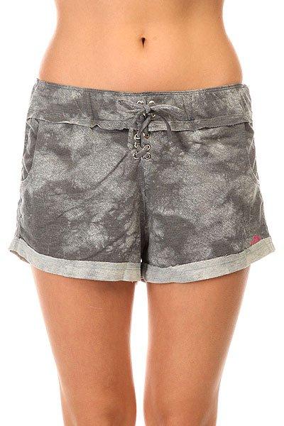 Шорты пляжные женские CajuBrasil Palm Beach Shorts Sport Grey