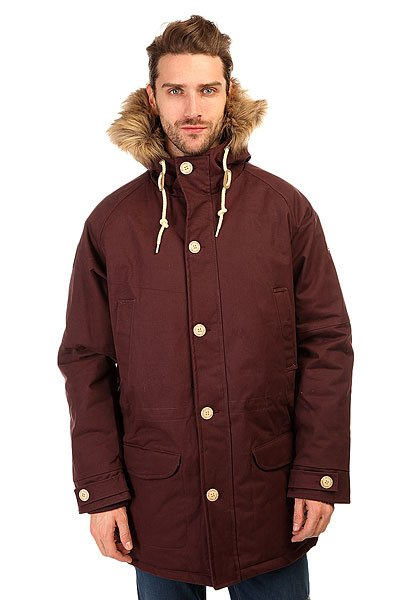 Куртка парка Запорожец Ditch Parka Chocolate