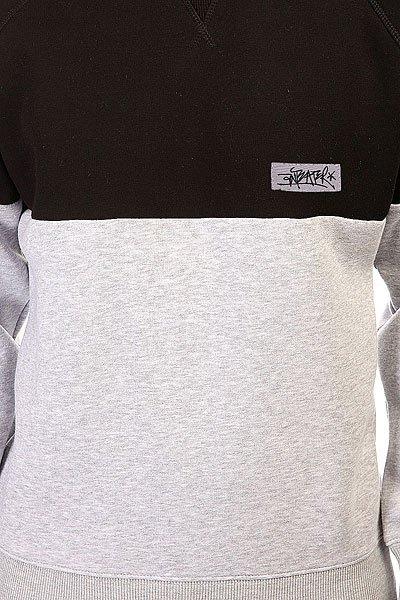 Толстовка свитшот Anteater Crewneck Combo Grey