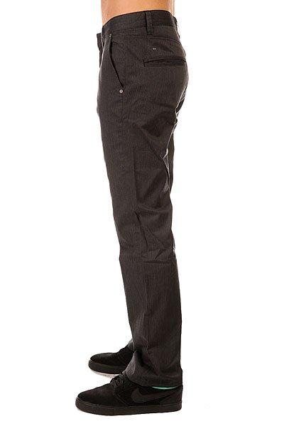 Штаны широкие Etnies Rojo Chino Pant Grey/Heath