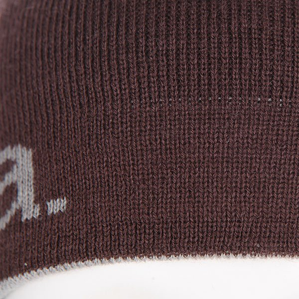 Шапка Emerica Pure Reversiable Beanie Maroon