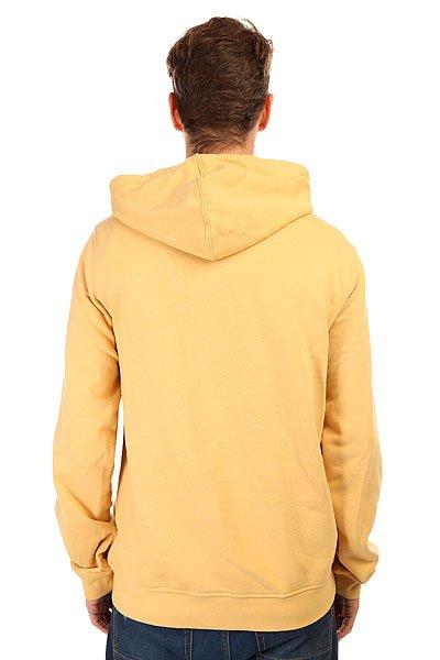 Толстовка классическая Altamont Cutty Zip Fleece Gold