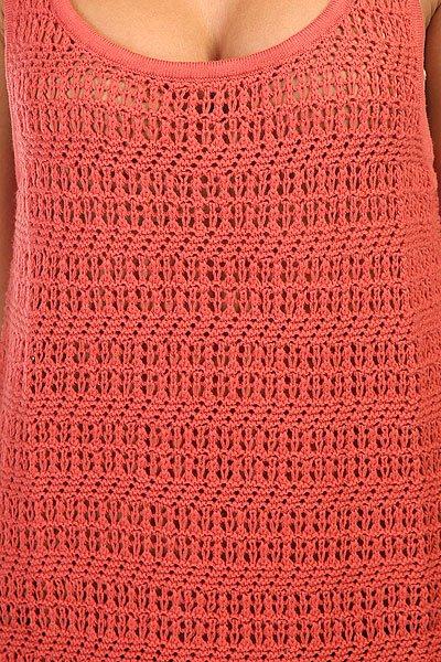 Платье женское Insight Chimes Dress Rusty Rose
