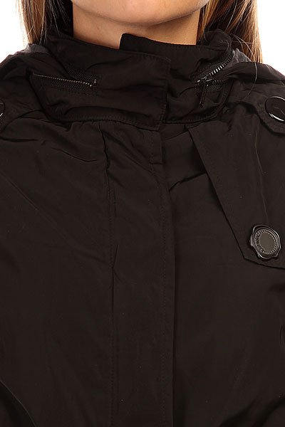 Куртка женская Insight Bad Habits Anorak Black