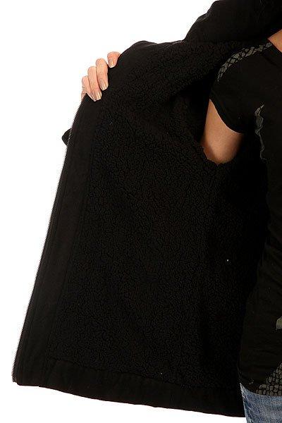 Куртка зимняя женская Insight Bumping Coat Black