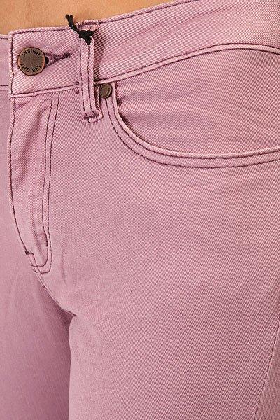 Джинсы прямые женские Insight Dirty Lilac
