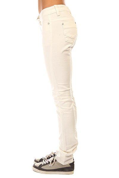 Джинсы узкие женские Insight Beanpole Skinny Raw White