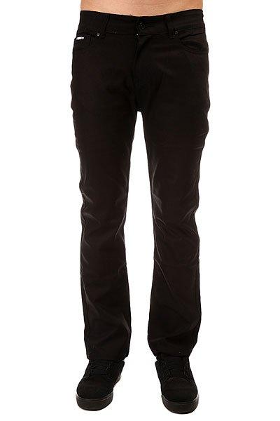 Джинсы прямые Osiris Dio Jeans Black