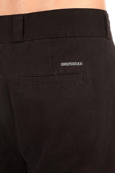 Шорты джинсовые Independent Pragmatic Chino Black