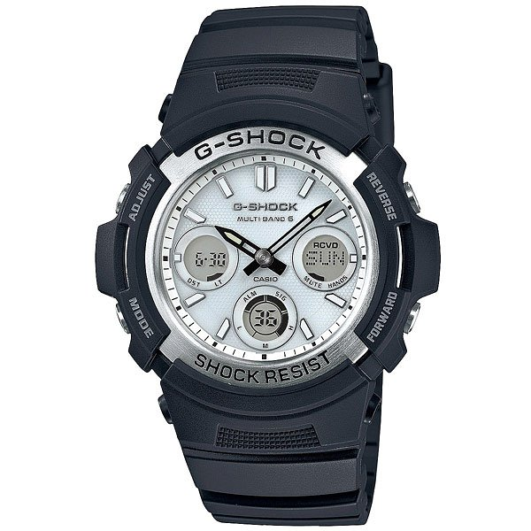 Часы Casio G-Shock Awg-M100s-7a Black