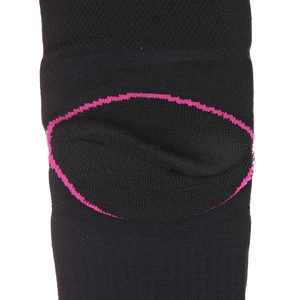 Носки сноубордические женские Roxy Single Ski Sock Basic Color Black