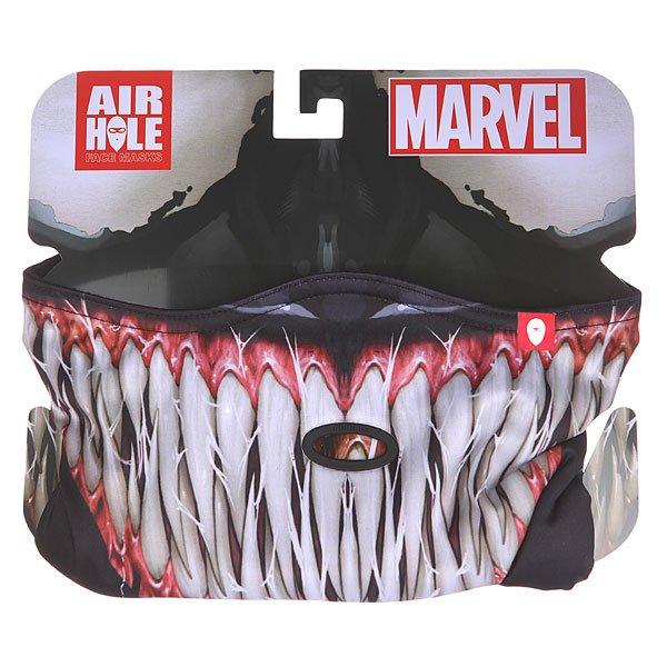 Маска Airhole Marvel S1 Venom